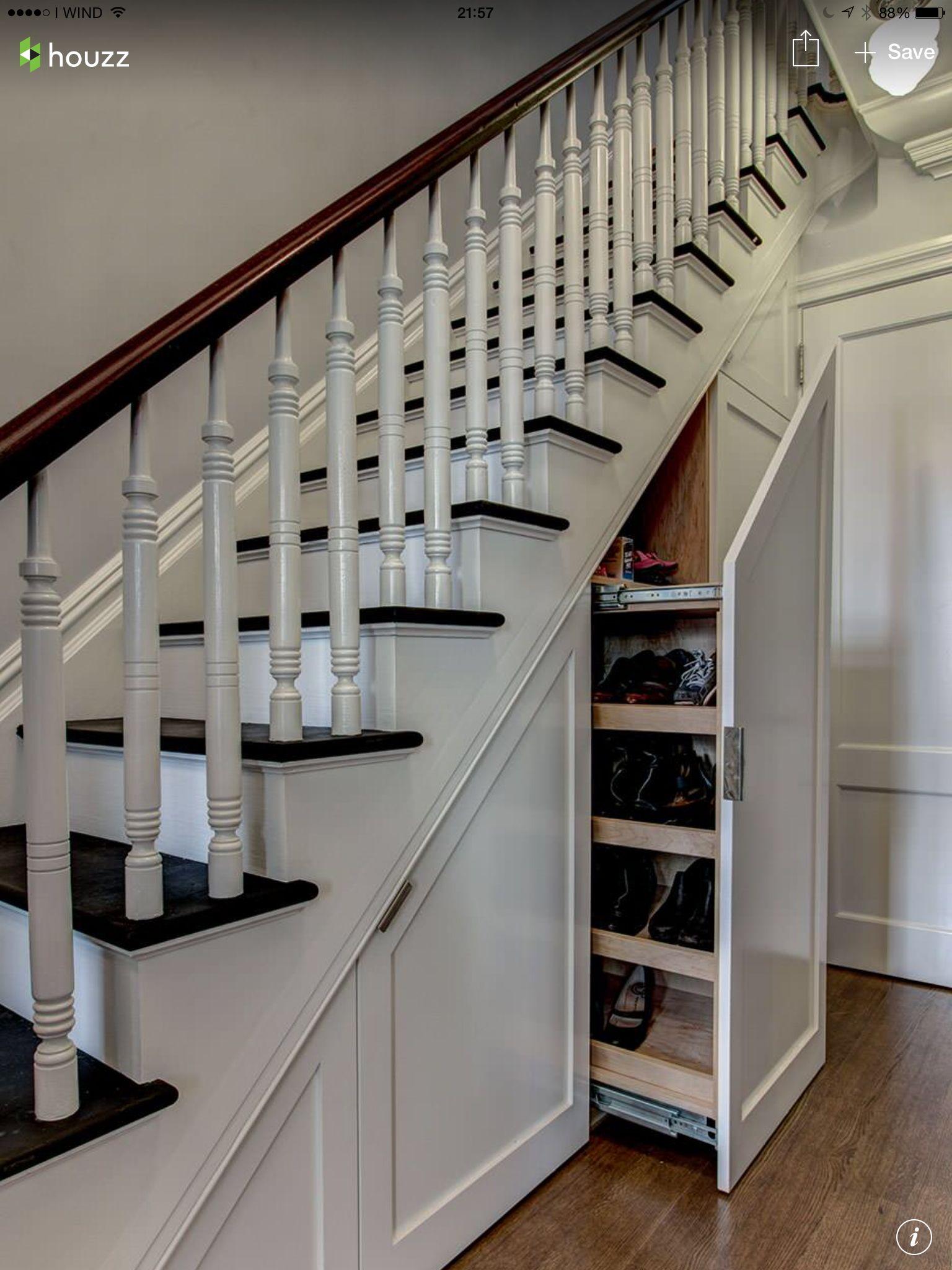 Cucina | Disegno scala, Ripostiglio sotto le scale, Spazio ...