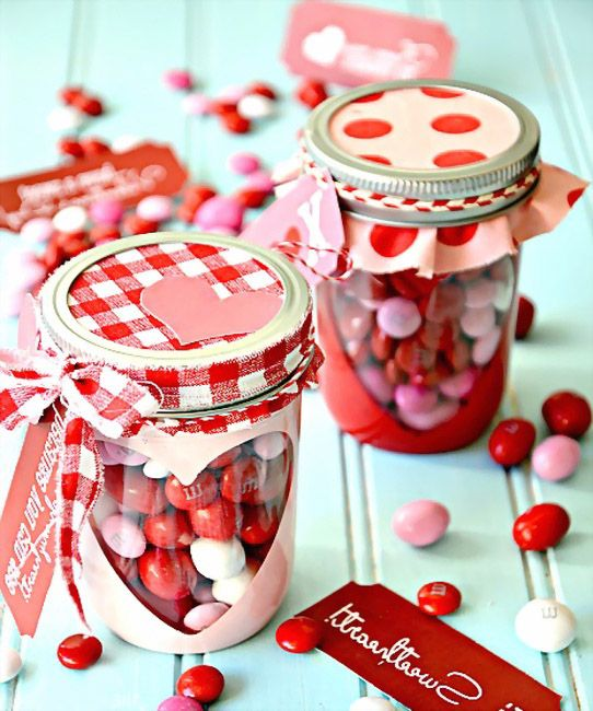 Candy Jar Decorations 25 Christmas Crafts  Craft Project Ideas And Holidays