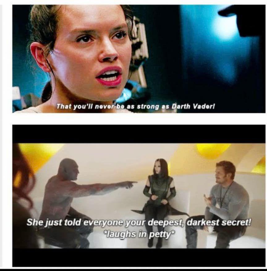 Disney Civil War 20 Hilarious Star Wars Vs Mcu Memes Cbr Star Wars Memes Star Wars Humor Star Wars Fandom