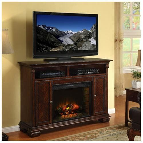 Electric Fireplace And 73 Inches 59 Inch Tv Stand Rakuten Com