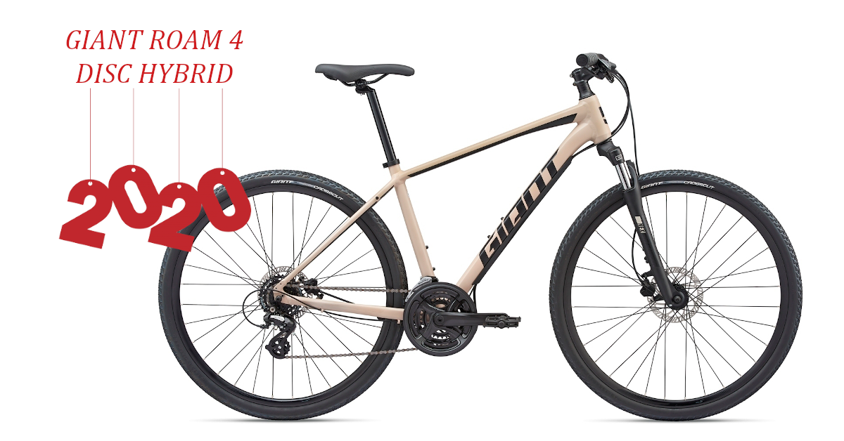 Giant Roam 4 2020 A Brand New Bike For Giant S 2020 Men S Hybrid