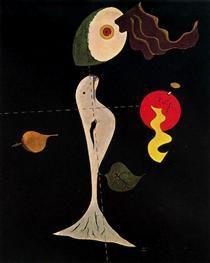 Nude 1926 Joan Miró