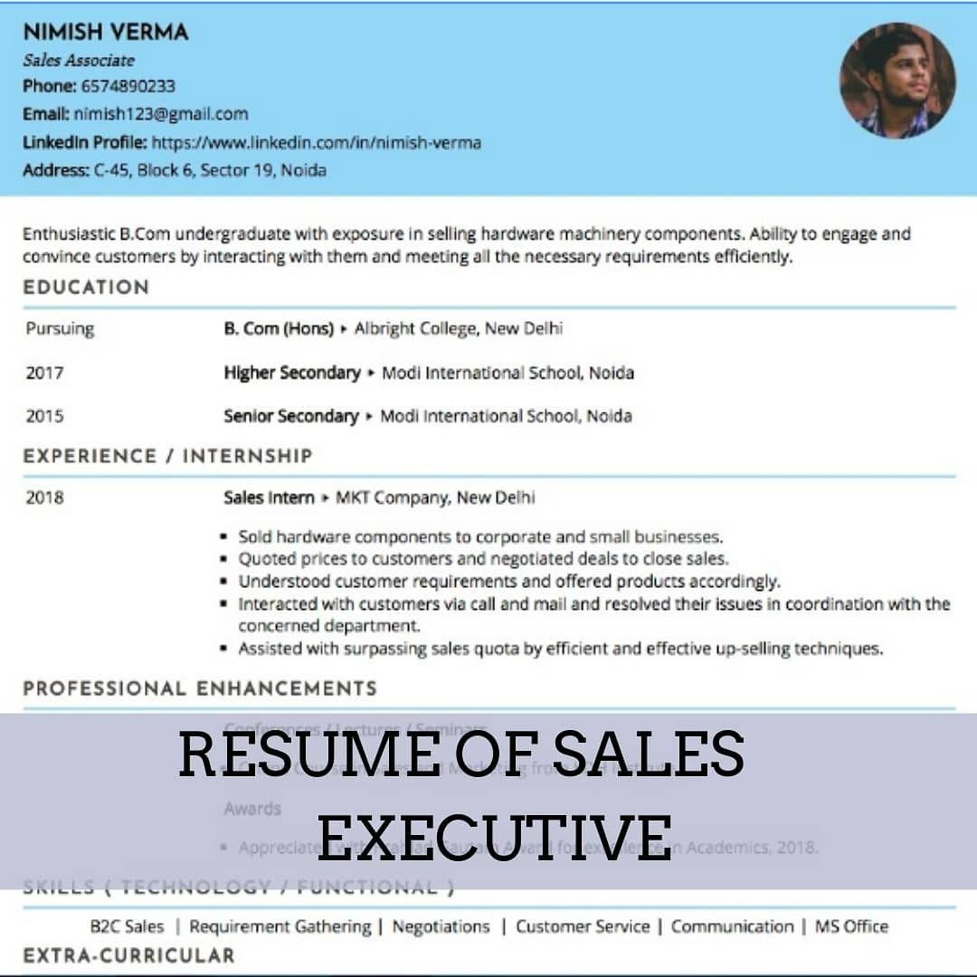 Sample Resume 010 Resume tips, Resume, Free online