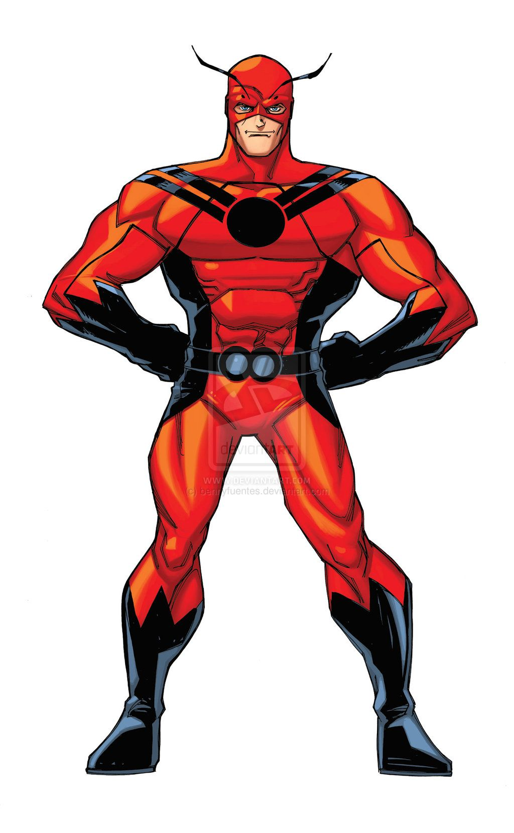 It is a picture of Sweet Marvel Heroes Ant Man