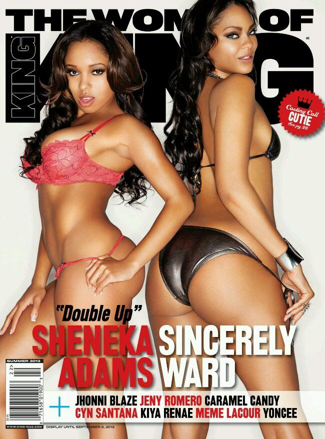 The King Magazine Model Party Hosted Sheneka Adams