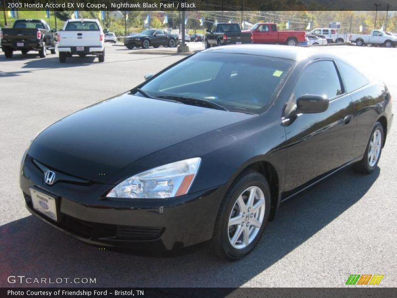 2003 honda accord ex coupe v6
