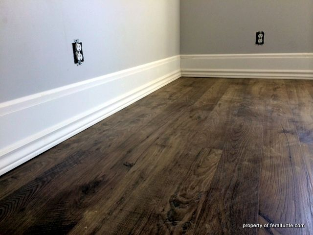 Love These 8 Baseboards Made Out Of Three Layers