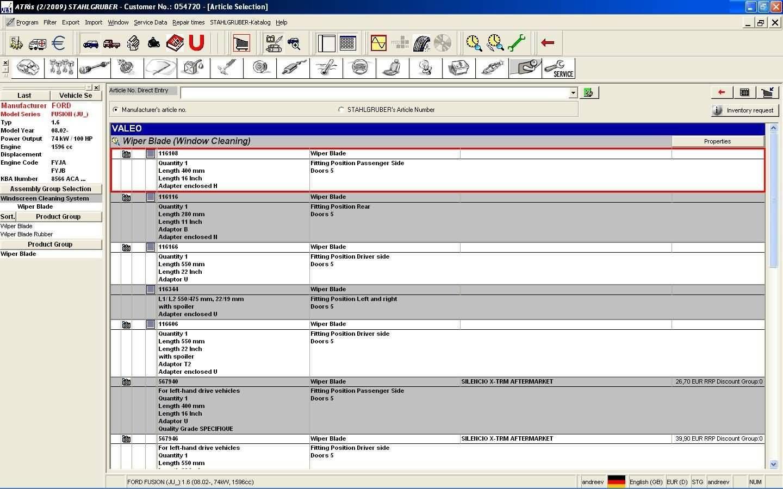 Atris Stahlgruber Dvd 4 Dvd 3 2017 100 00 Parts Catalog Electronic Parts Catalog