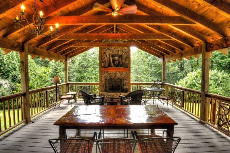 Highlands, North Carolina Vacation Rental Enjoy this