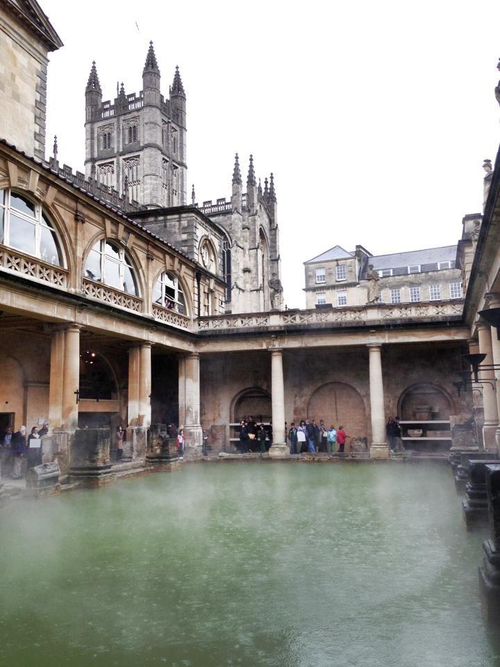 New Bath England