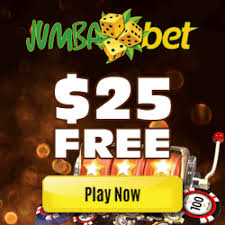 Jumba Bet No Deposit Bonus 25 Free For New Players 1200 In