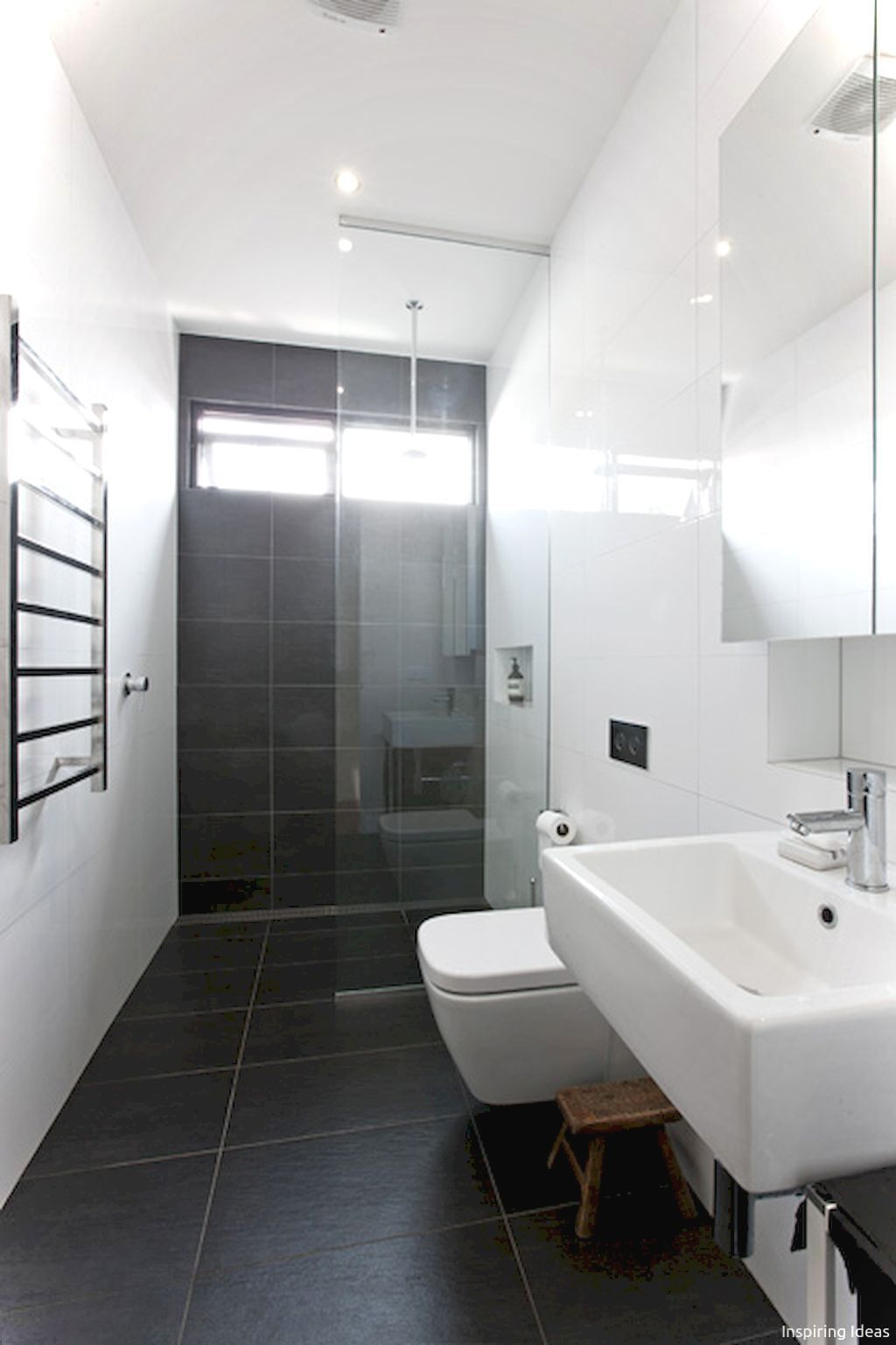 99 Luxury Black And White Bathroom Ideas Architecture