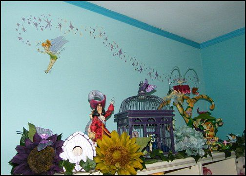 Tinkerbell Kinderzimmer ~ 47 besten kinderkamer bilder auf pinterest regenbogenponys