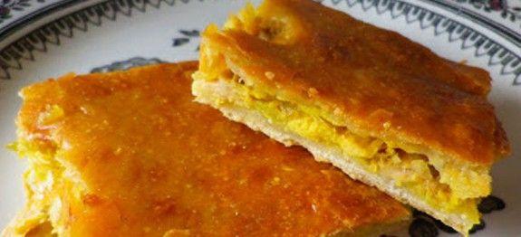 Empanada de Harina de Garbanzos - FainalindFainalind