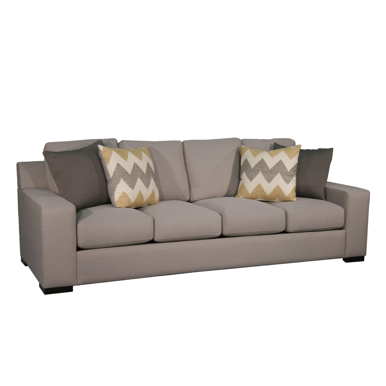 Pimwick Taupe Sofa