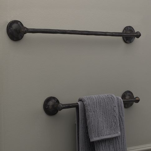 Detailed View: Towel Bar