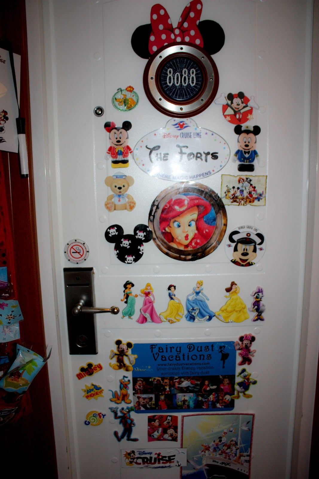 Disney Cruise Line Stateroom Door. Pretty sure our will not look like this but & Disney Cruise Line Stateroom Door. Pretty sure our will not look ... Pezcame.Com