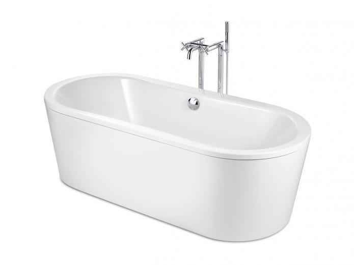 Bathroom Sinks Reece roca duo oval freestanding bath 1800 from reece | bathroom