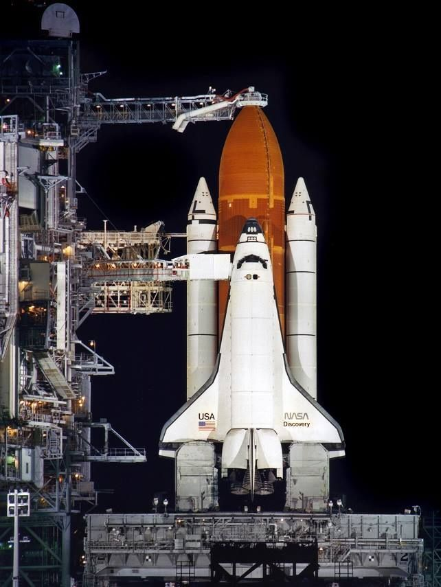 visit space shuttle discovery - photo #27