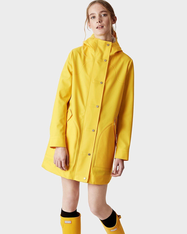 f3c820649c9e4 Women s Original Waterproof Rubberized Hunting Coat  Yellow by ...