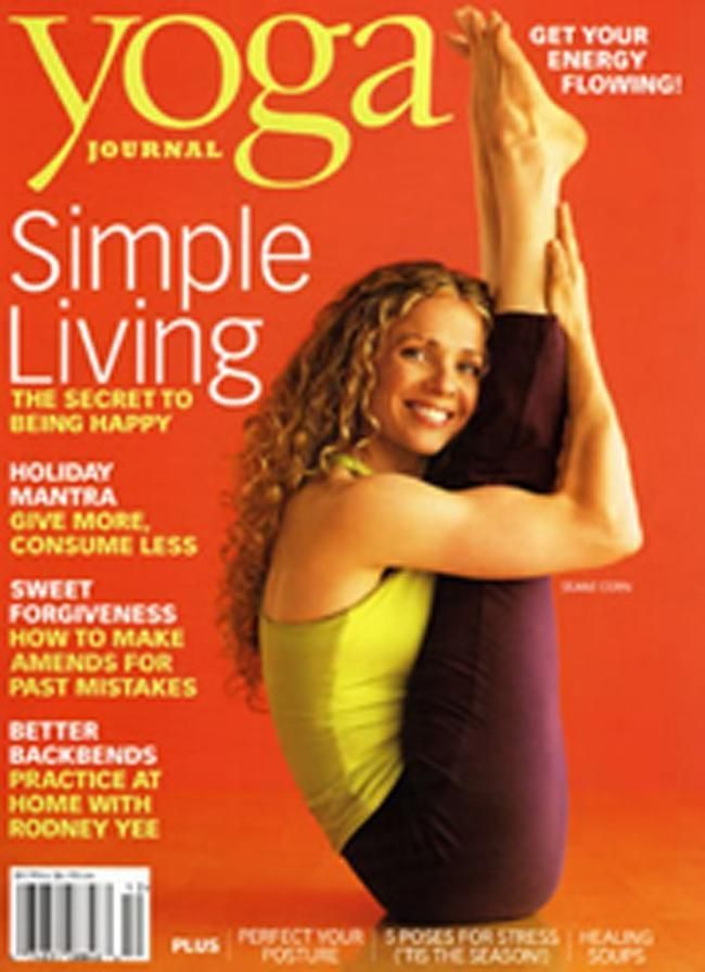 Since 1975 Yoga Journal Has Been The Magazine For Health And