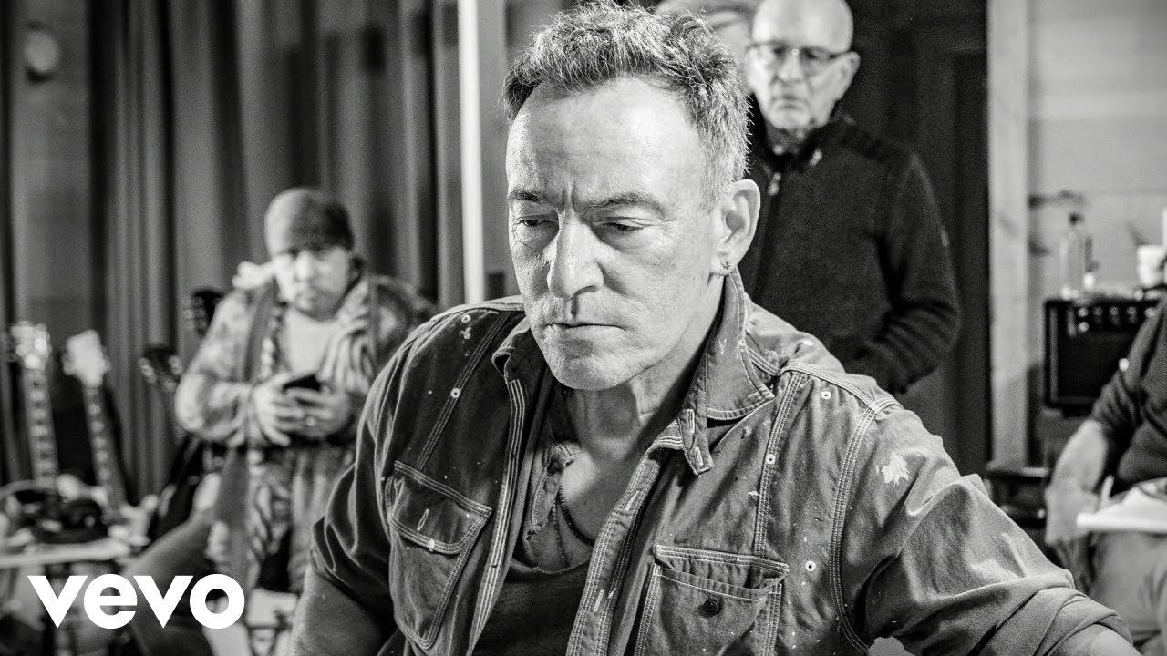 Bruce Springsteen Letter To You (Official Video