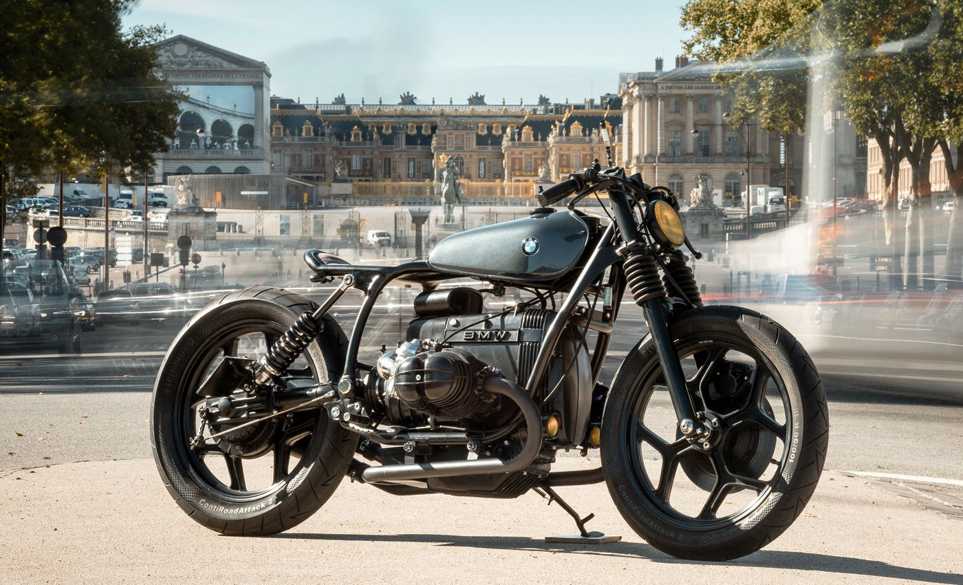 Le french atelier r80 the bike shed