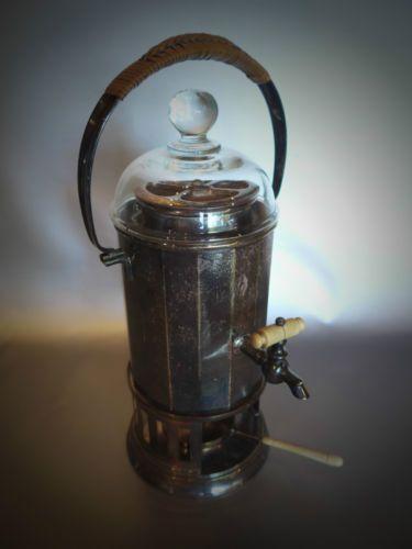 Honig Alter Messing Samovar Teemaschinen