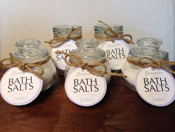 Lavender Bath Salt Gift Tag by PottersBarn on Etsy, $2.25 | Young ...