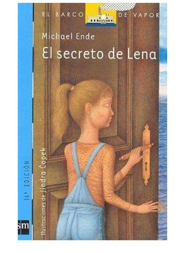 Pelusa 79 2 El Secreto de Lena Michael Ende Ilustraciones