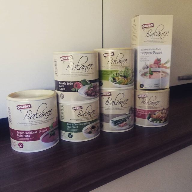 Wir durften die neuen stoffwechseloptimierten Balance Produkte der - aldi küchenmaschine testbericht