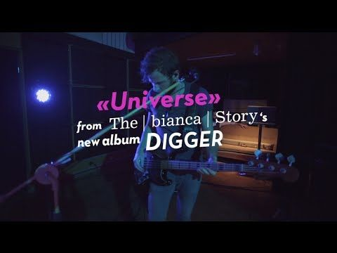 band BERLIN / MUSIC ▶ The bianca Story «Universe» (DIGGER Live Studio Sessions) 3/5 - YouTube