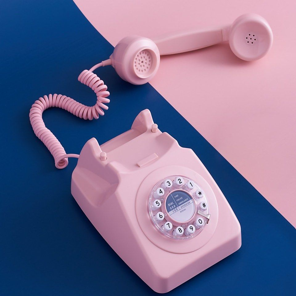 746 Phone Dusty Pink