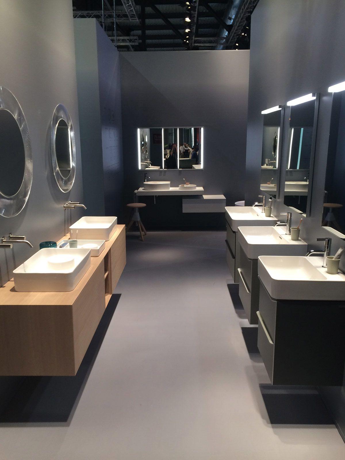 Bathroom proposals by #Laufen