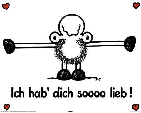 Ich Hab Dich Soooo Lieb Freunschaft Spruche Romantische Spruche Sheepworld