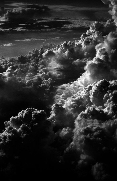 Dark Clouds Sky Aesthetic Clouds Aesthetic Wallpapers