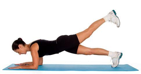 Plank Test | Exercise | Saddlebag workout, Best core