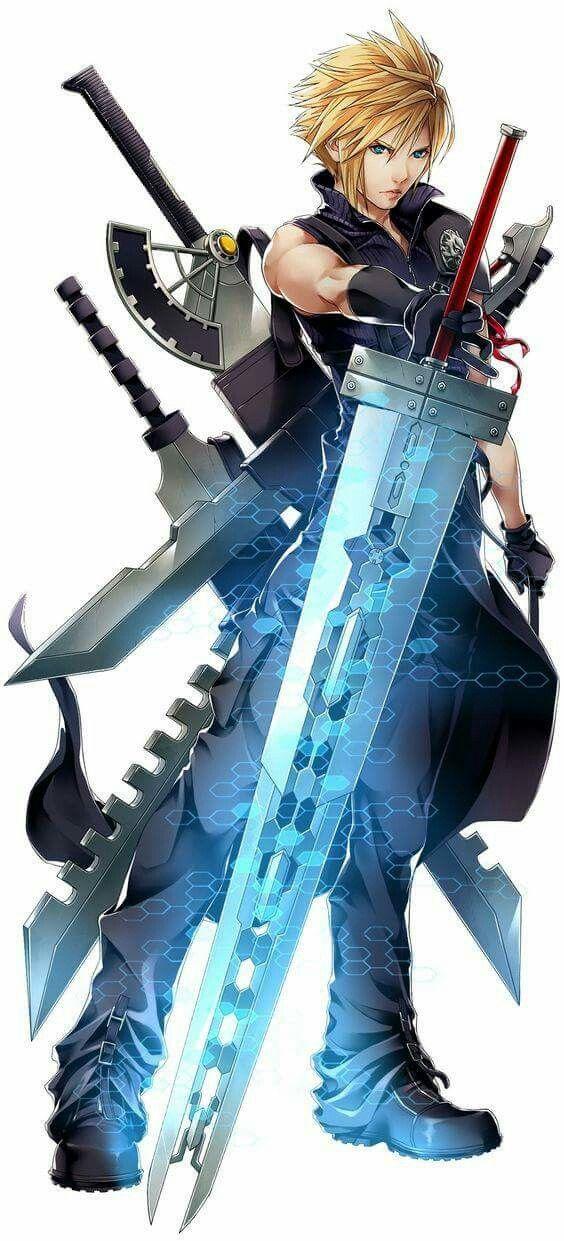 final fantasy VII - Visit now for 3D Dragon Ball Z compression shirts now on sale! #dragonball #dbz #dragonballsuper