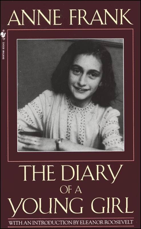 Anne Frank: Diary of a Young Girl | Main photo (Cover)