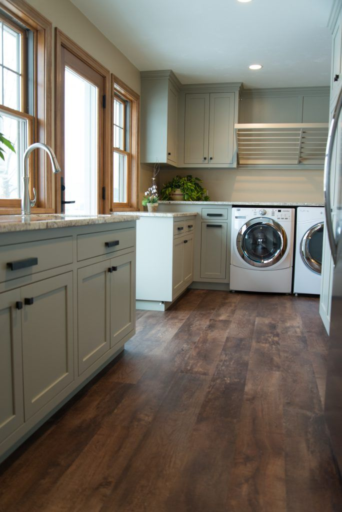 Laundry Room Floor Luxury Vinyl Plank Laundry Room Flooring
