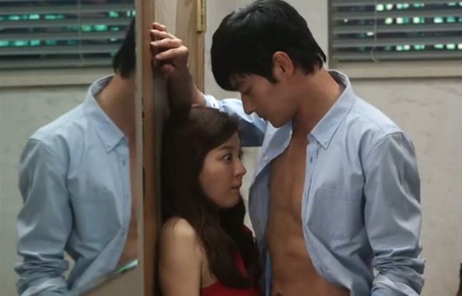 10 More Of The Hottest K Drama Scenes Without A Kiss Korean