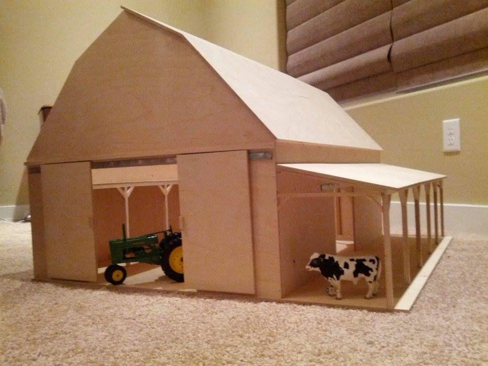 Custom Built Toy Barn by CustomBarns on Etsy, $275.00 Made ...