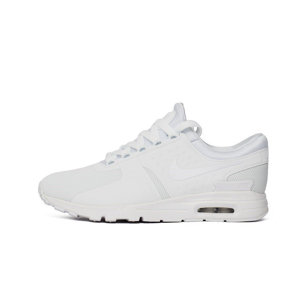 new products 870ba 5f777 Nike Wmns Air Max Zero 857661107 white halfshoes #fashion ...