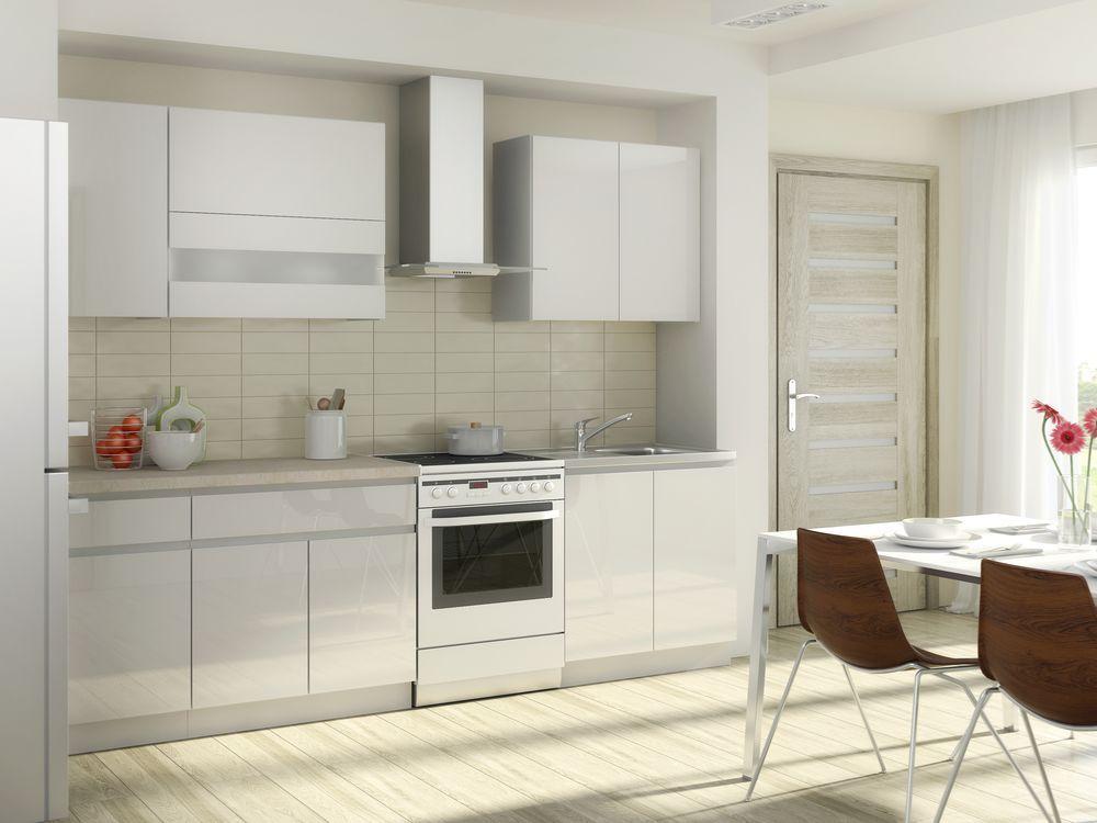 Szafki Kuchenne Fronty Oraz Zestawy Mebli Kuchennych W Leroy Merlin Kitchen Cabinets Home Decor Furniture