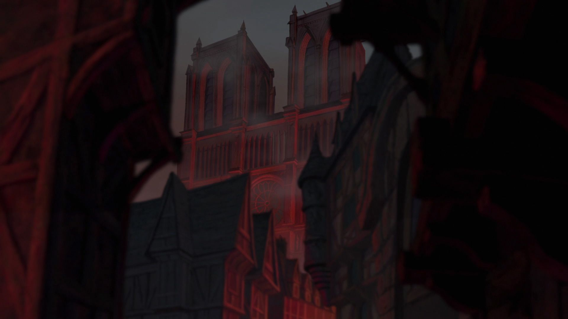 The Hunchback Of Notre Dame 1996 Disney Screencaps 3point