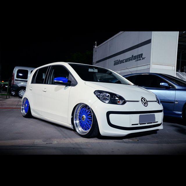 Volkswagen Up Castor Suspensoes Brazil Volkswagen Up