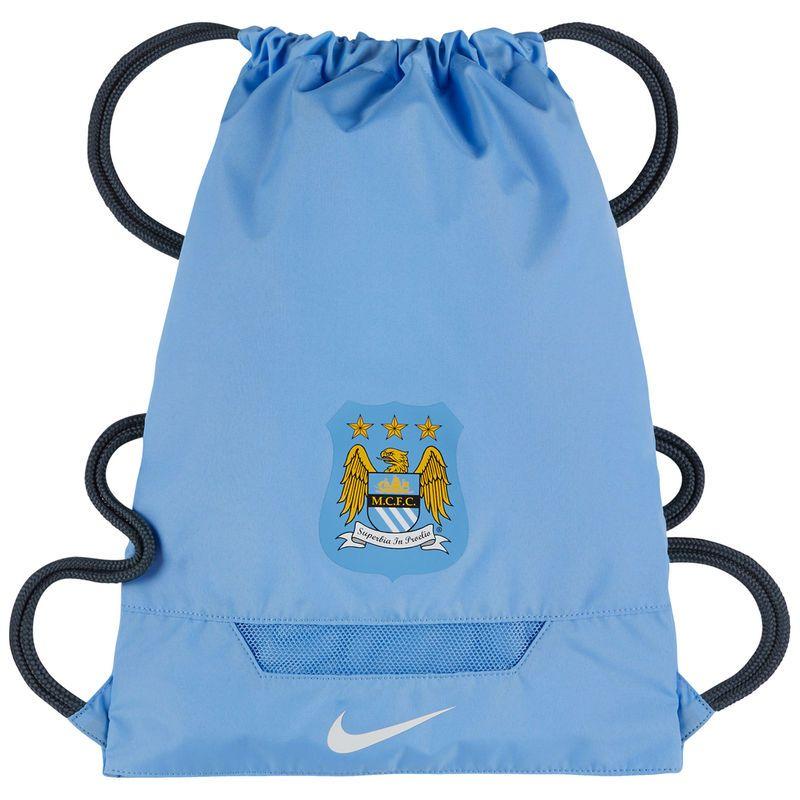 Manchester City Nike Allegiance Drawstring Backpack - Light Blue ... e81ac6b235dc2