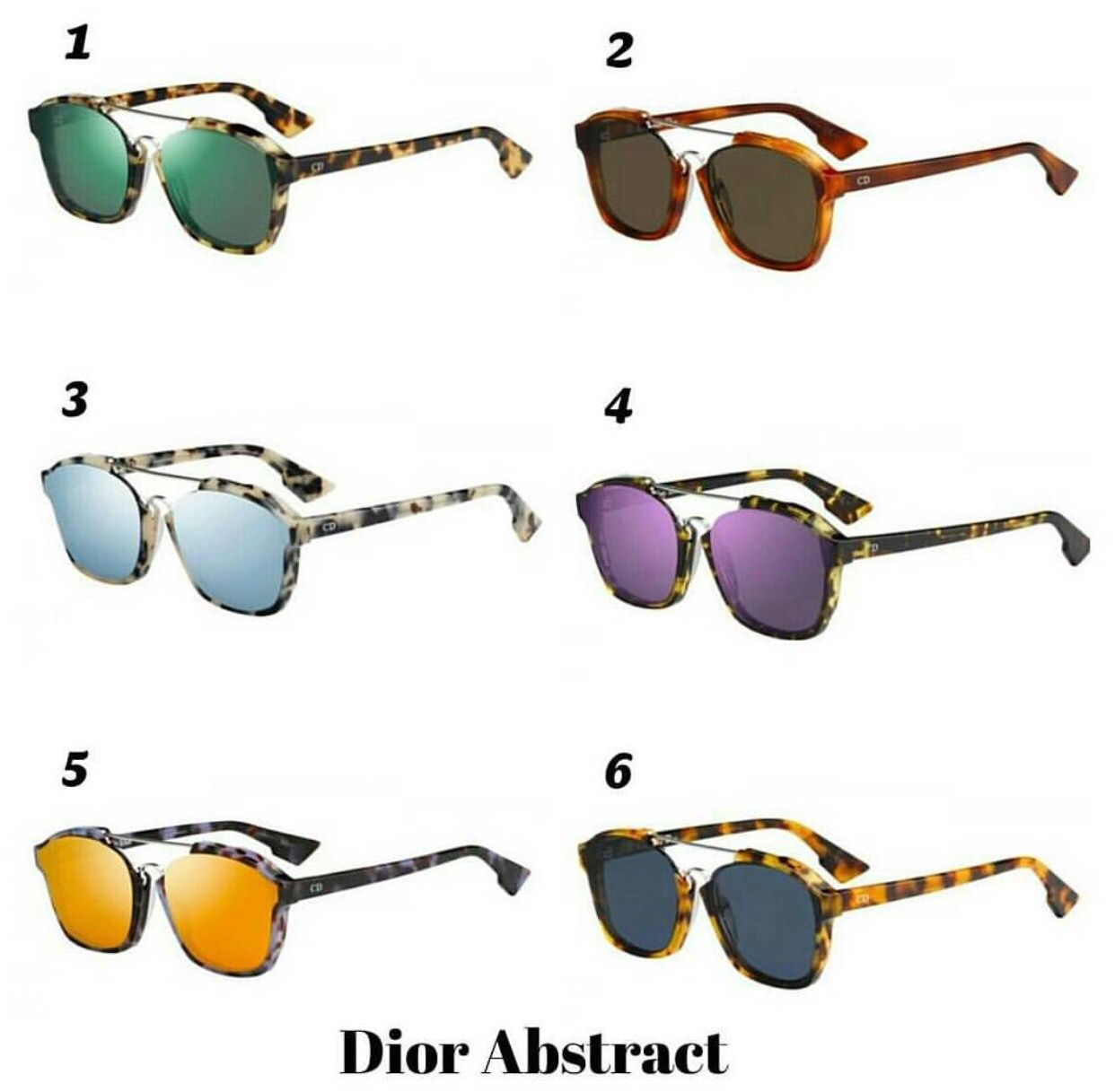 5d9944ca321c Dior Abstract sunglasses