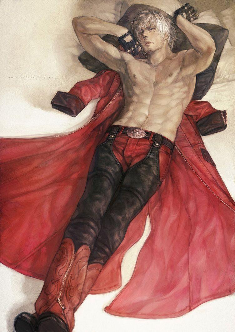 Devil May Cry Dante By Offrecord Dmc My Husbandos 3