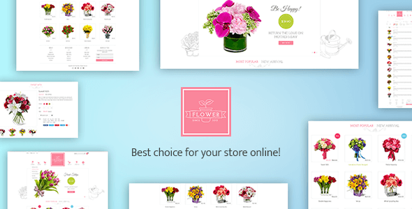 Flower Responsive Shopify Theme - Flowerify  ⠀  If you are searching for a romantic, professional Shopify theme for your florist business or online bouquet shops, then Flower Responsive Shopify Theme – Flowerify is the right template. This has b...  ⠀  #columns1 #flower #flowershop #flowershoponline #flowerstore #flowertemplate #flowertheme #flowers #gift #giftshop #kalathemes #minimaltheme #shopify #shopifythemes #themeforest #minimalist #minimal #responsive #simple